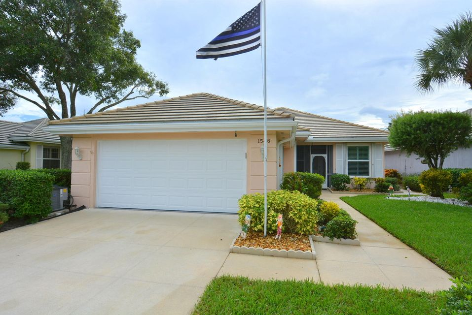 1546 NW Amherst Drive, Port Saint Lucie, Florida