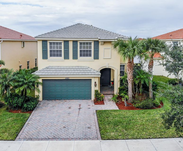 Port Saint Lucie Homes for Sale -  Gated,  11163 SW Wyndham Way