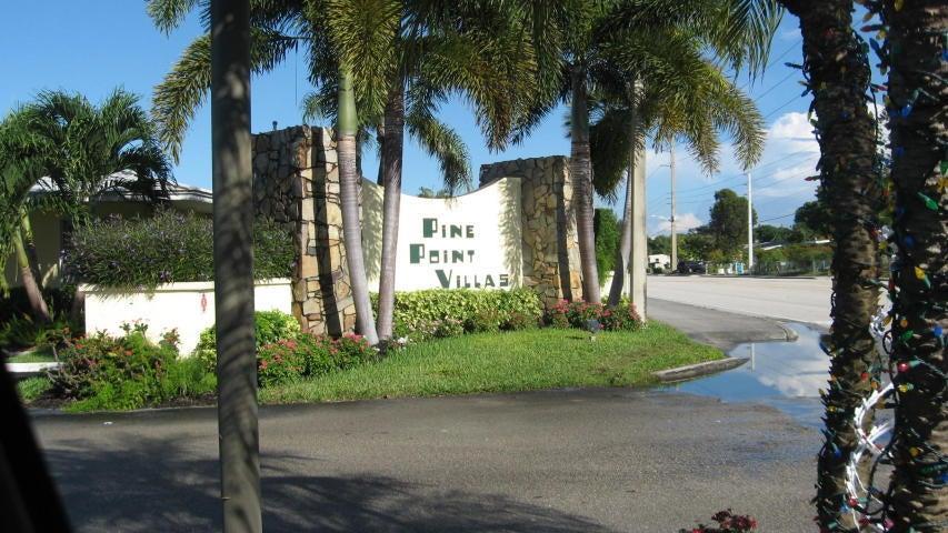Pine Point Villas Boynton Beach Fl