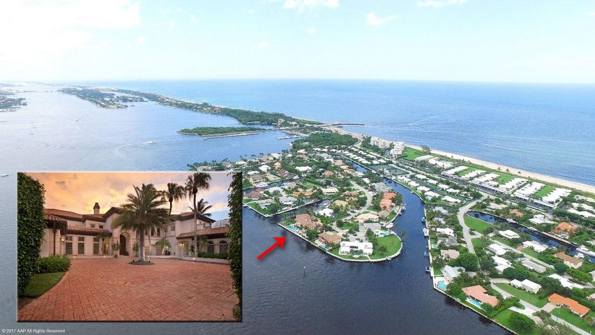 1 Beachway Drive Ocean Ridge Florida Aerial Featured Listing Luxury Real Estate Steven Presson Corcoran Ocean Ridge Homes For Sale
