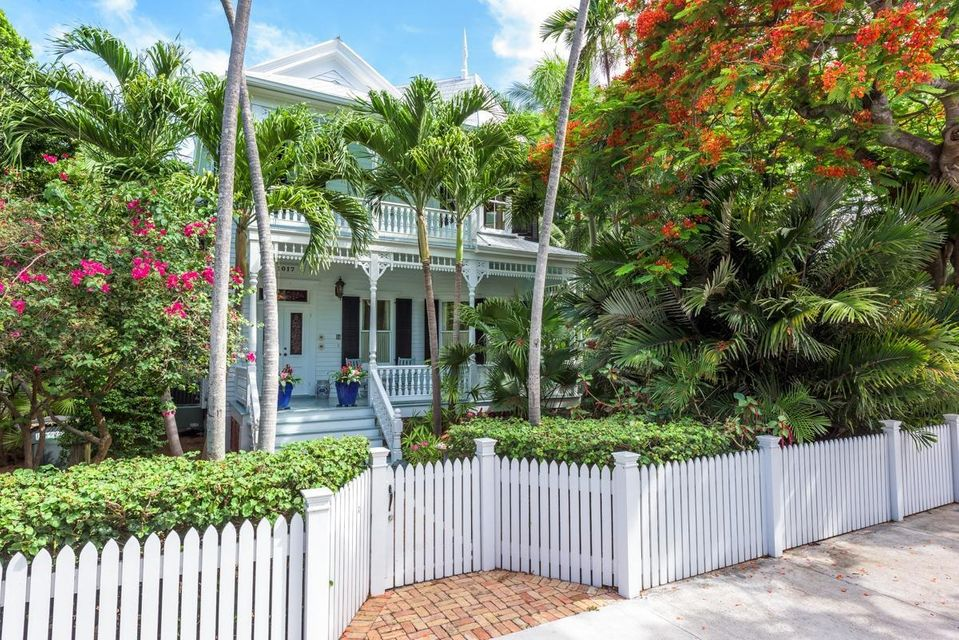 Single Family Home for Sale at 1017 Southard Street Key West, Florida 33040 United States