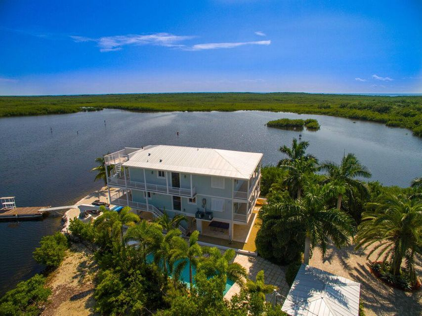 key largo luxury waterfront home for sale