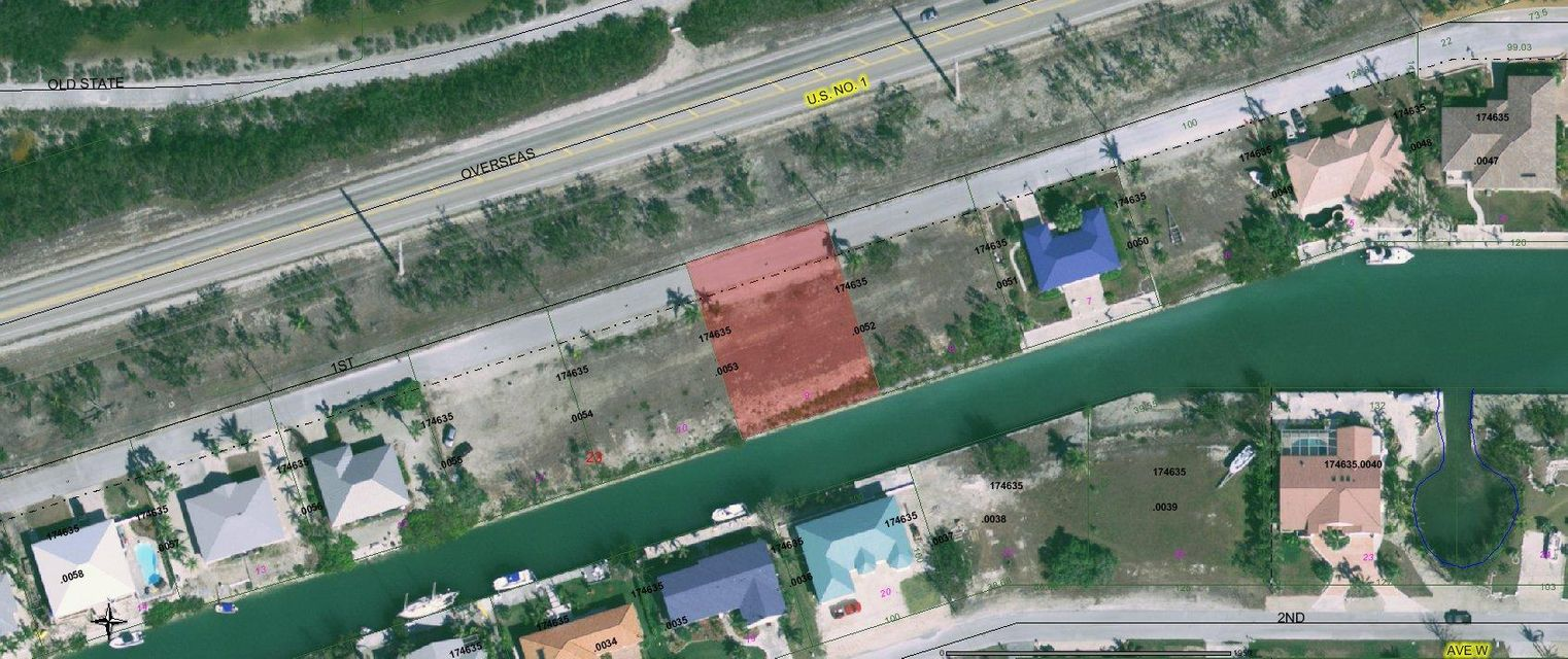 Additional photo for property listing at West 1St Avenue West 1St Avenue Cudjoe Key, Florida 33042 Stati Uniti