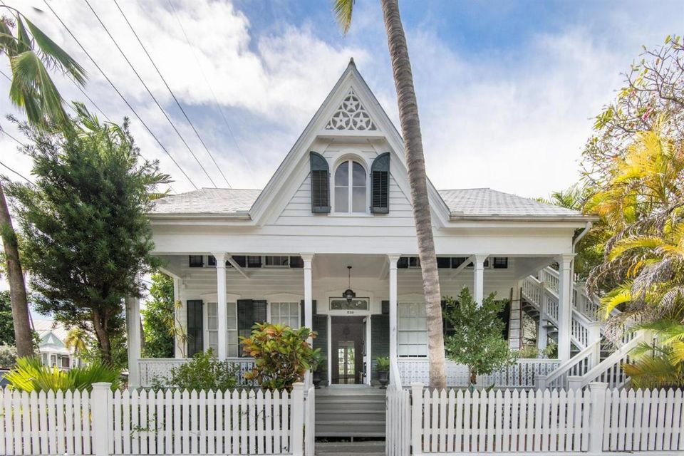 530 William St. & 725-727 Southard Street, Key West, FL 33040