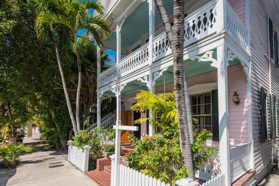Single Family Home for Sale at 917 Southard Street Key West, Florida 33040 United States