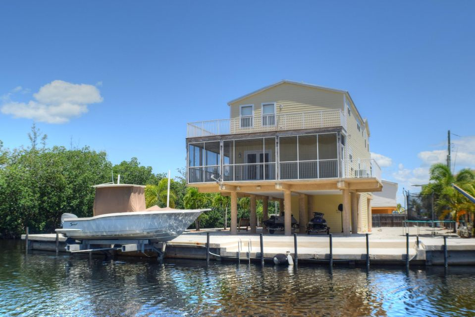 Villa per Vendita alle ore 478 Big Pine Road Key Largo, Florida 33037 Stati Uniti