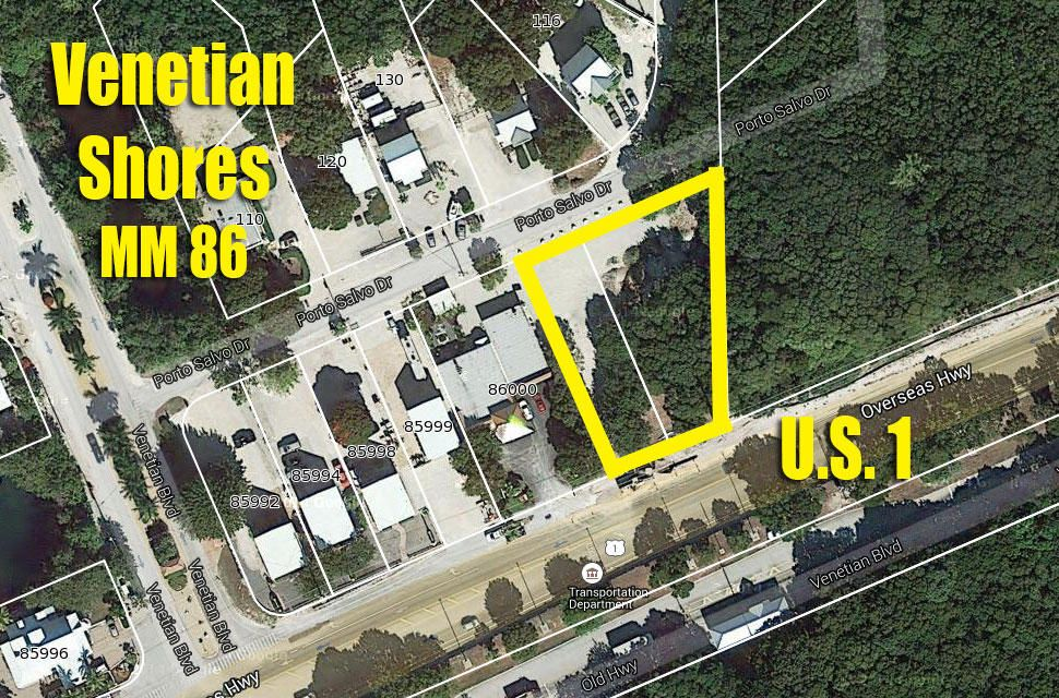 Land for Sale at Overseas Highway Overseas Highway Islamorada, Florida 33036 United States