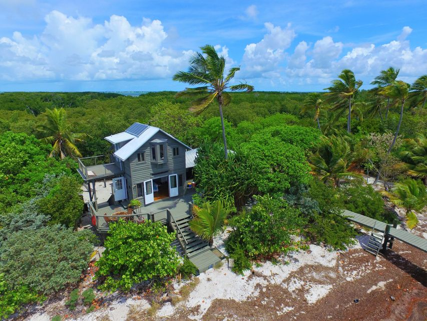 Single Family Home for Sale at 16 & 17 W Cook Island Big Pine Key, Florida 33043 United States