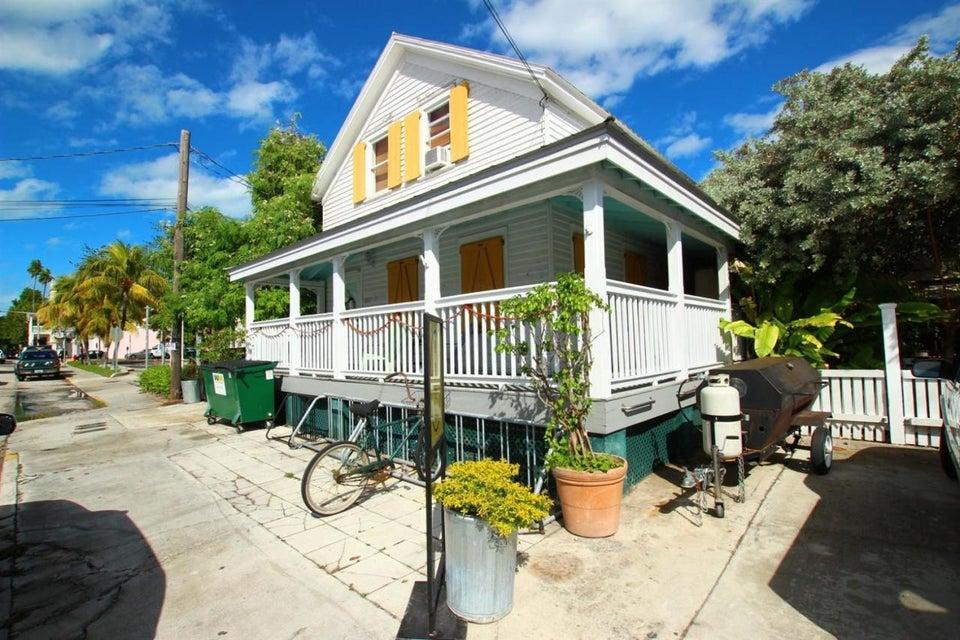 Moradia Multi-familiar para Venda às 1017 White Street Key West, Florida 33040 Estados Unidos