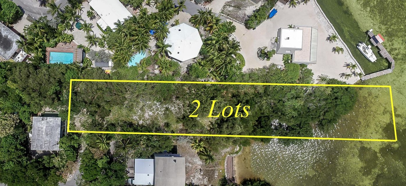 Land for Sale at 18 CORAL Road 18 CORAL Road Islamorada, Florida 33036 United States