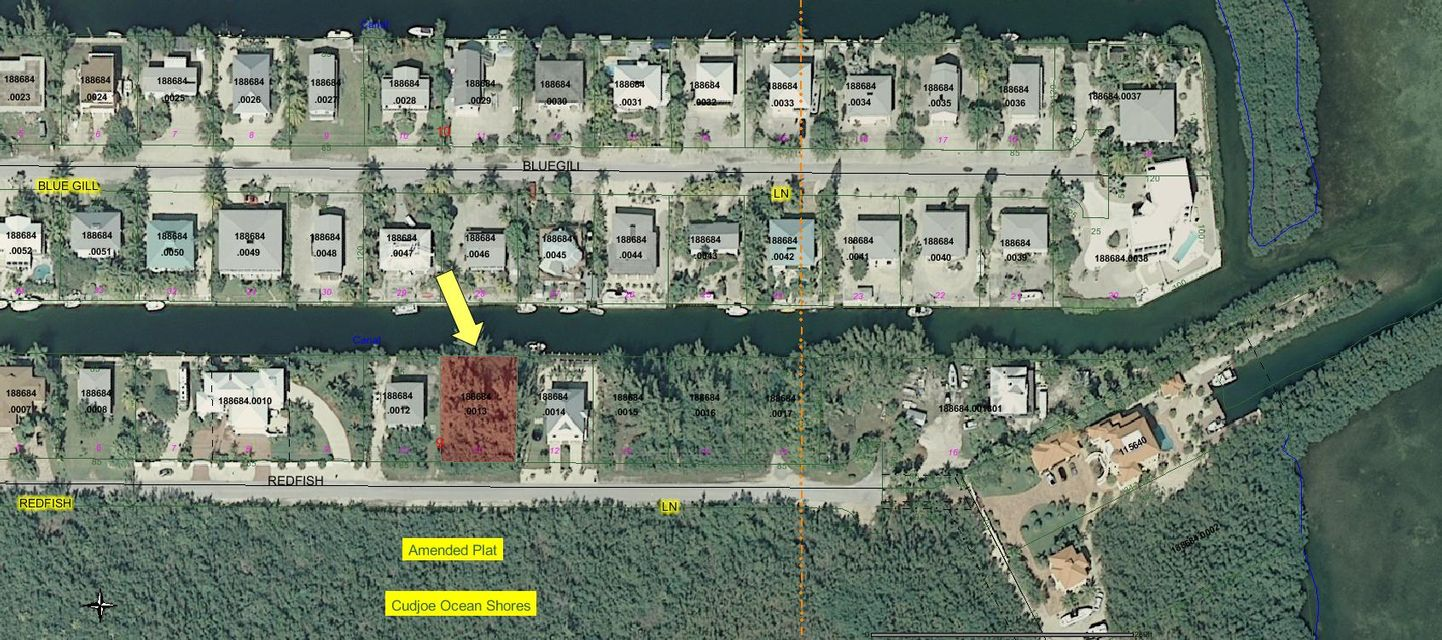 Land for Sale at 22967 Redfish Lane Cudjoe Key, Florida 33042 United States
