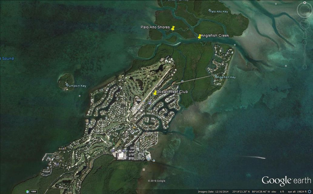 Land for Sale at Vacant Vacant Key Largo, Florida 33037 United States