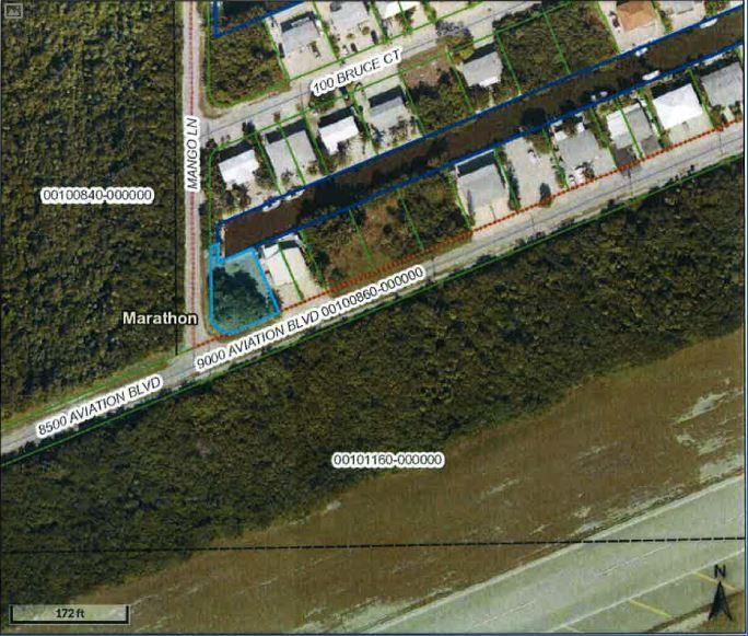 Terrain pour l Vente à BK 1 LT 1 SEA-AIR ESTATES BK 1 LT 1 SEA-AIR ESTATES Marathon, Florida 33050 États-Unis