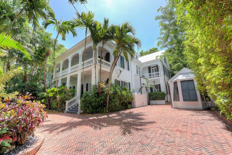 Einfamilienhaus für Verkauf beim 425 Caroline Street Key West, Florida 33040 Vereinigte Staaten