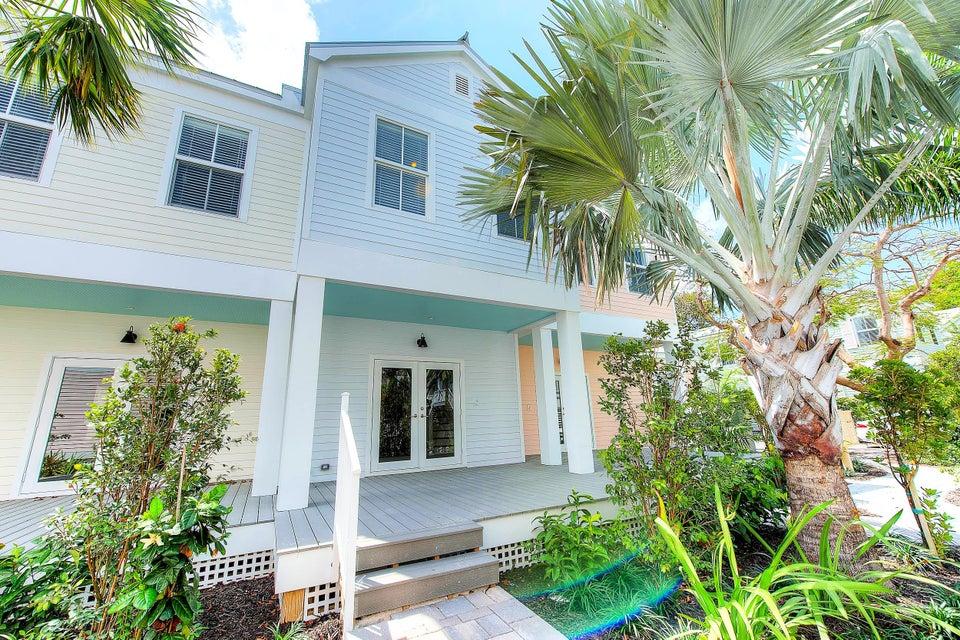 Casa unifamiliar adosada (Townhouse) por un Venta en 1023 Simonton Street Key West, Florida 33040 Estados Unidos