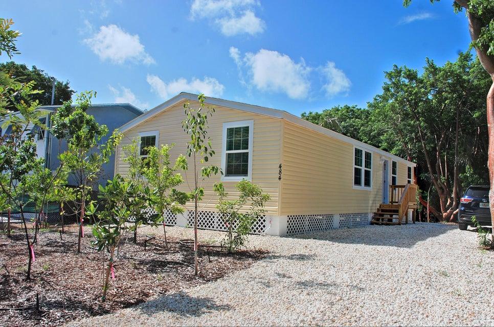 Moradia para Venda às 484 Beach Road Key Largo, Florida 33070 Estados Unidos