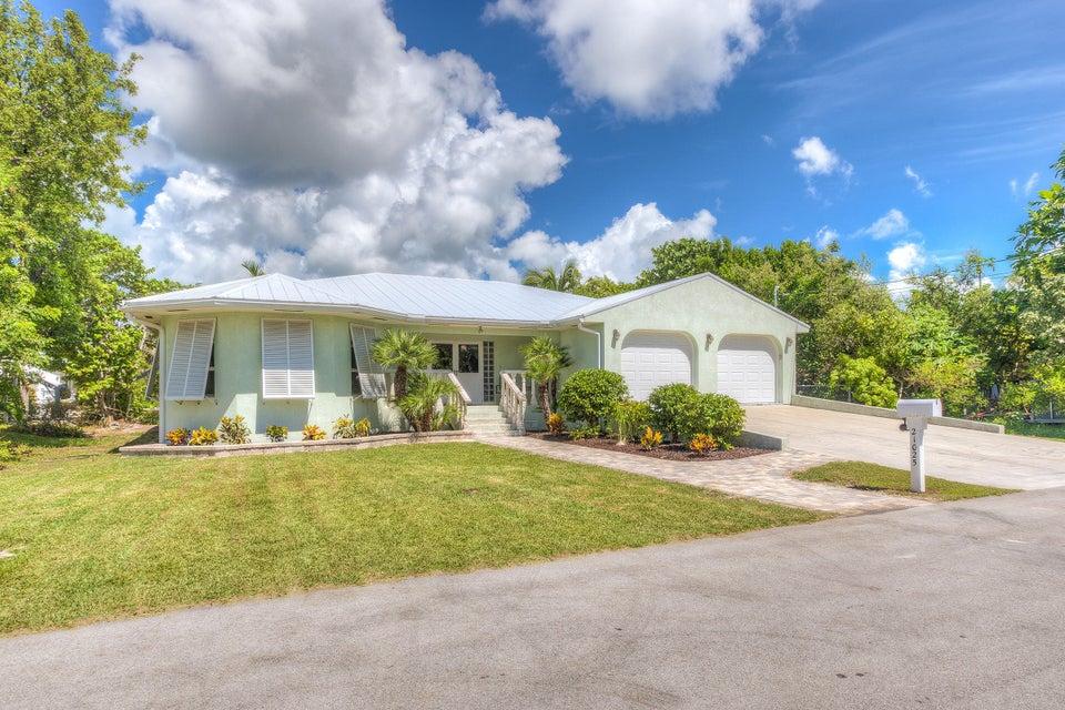 cudjoe gardens waterfront homes for sale