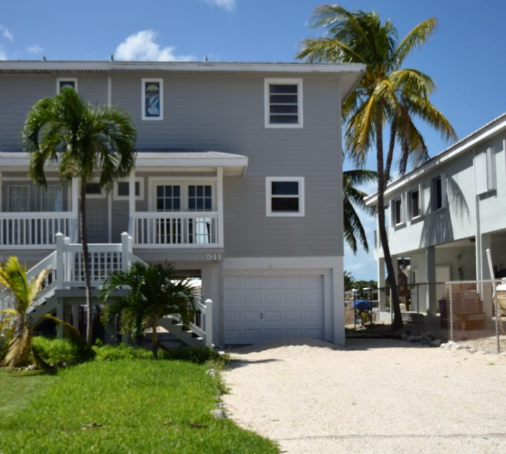 Otros residenciales por un Venta en 511 5th Street Key Colony, Florida 33051 Estados Unidos