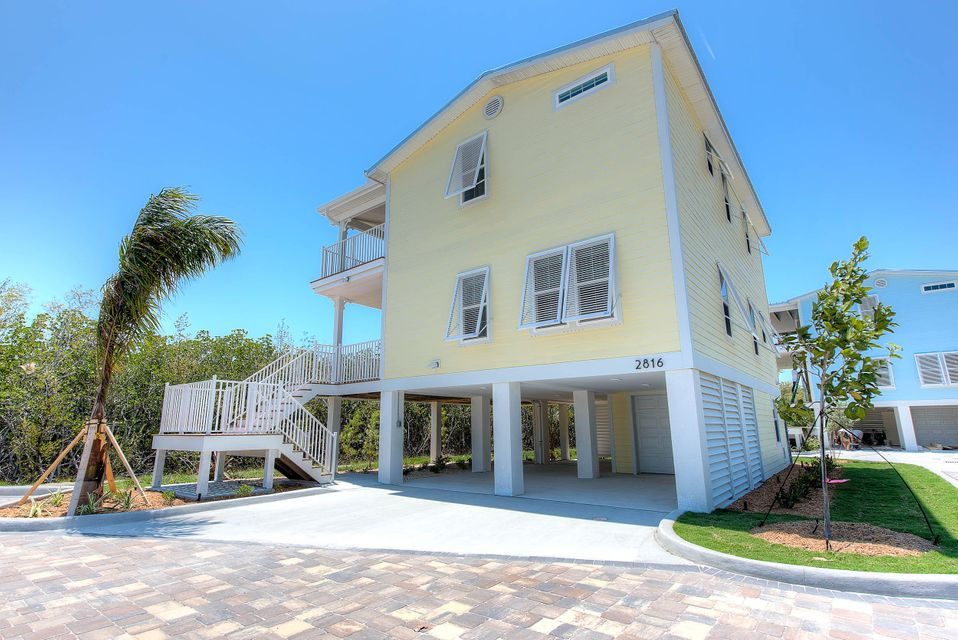 Casa Unifamiliar por un Venta en 2824 Flagler Avenue Key West, Florida 33040 Estados Unidos