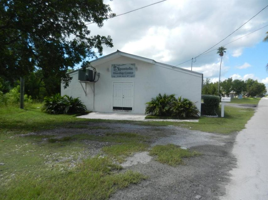 Commercial for Sale at 550 Avenue F Avenue 550 Avenue F Avenue Big Coppitt, Florida 33040 United States