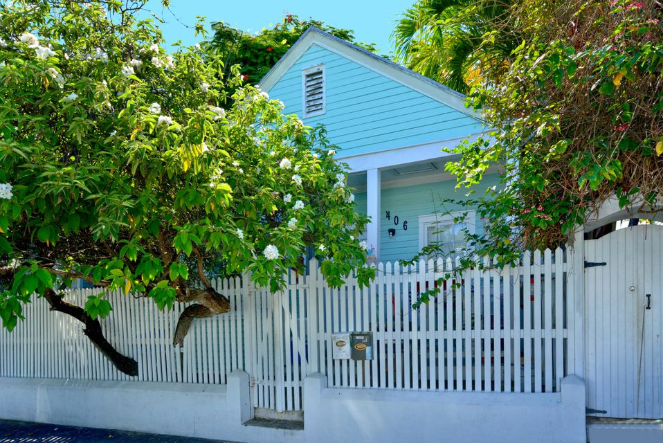Multi-Family Home for Sale at 406 Fleming Street Key West, Florida 33040 United States