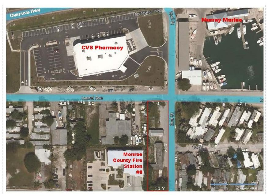 Commercial for Sale at 6150 2ND Street Stock Island, Florida 33040 United States