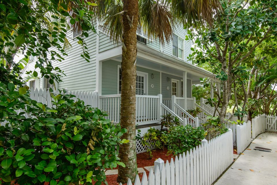 Casa unifamiliar adosada (Townhouse) por un Venta en 28 Kingfisher Lane Key West, Florida 33040 Estados Unidos