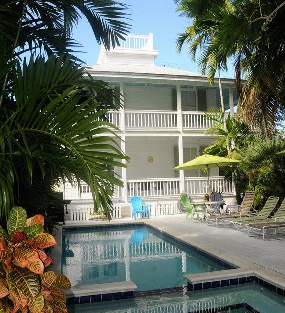 Enfamiljshus för Hyra vid 704 Thomas Street 704 Thomas Street Key West, Florida 33040 Usa
