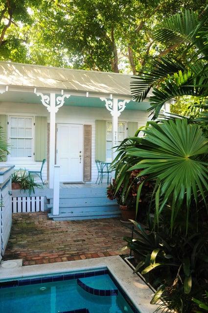 Enfamiljshus för Hyra vid 712 Thomas Street Key West, Florida 33040 Usa