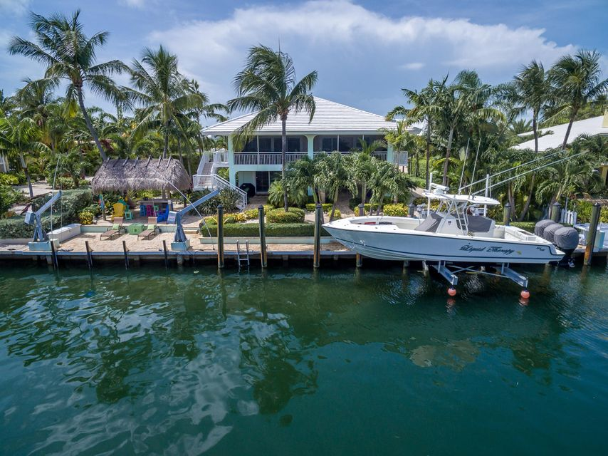 Islamorada Waterfront Homes For Sale
