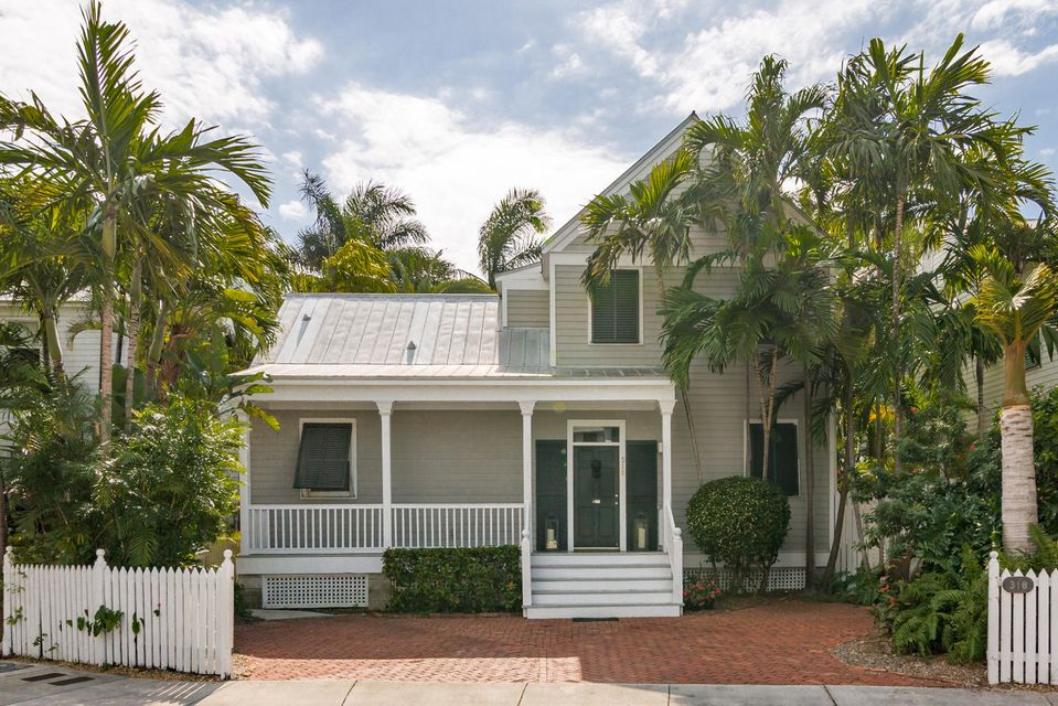 Single Family Home for Sale at 318 Admirals Lane Key West, Florida 33040 United States