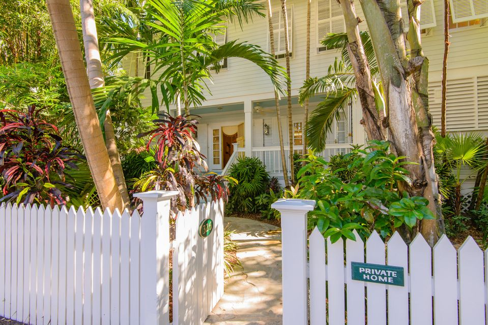 Single Family Home for Sale at 326 Caroline Street Key West, Florida 33040 United States