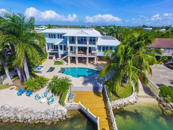 Vivienda unifamiliar por un Venta en 181 Indian Mound Trail Islamorada, Florida 33070 Estados Unidos