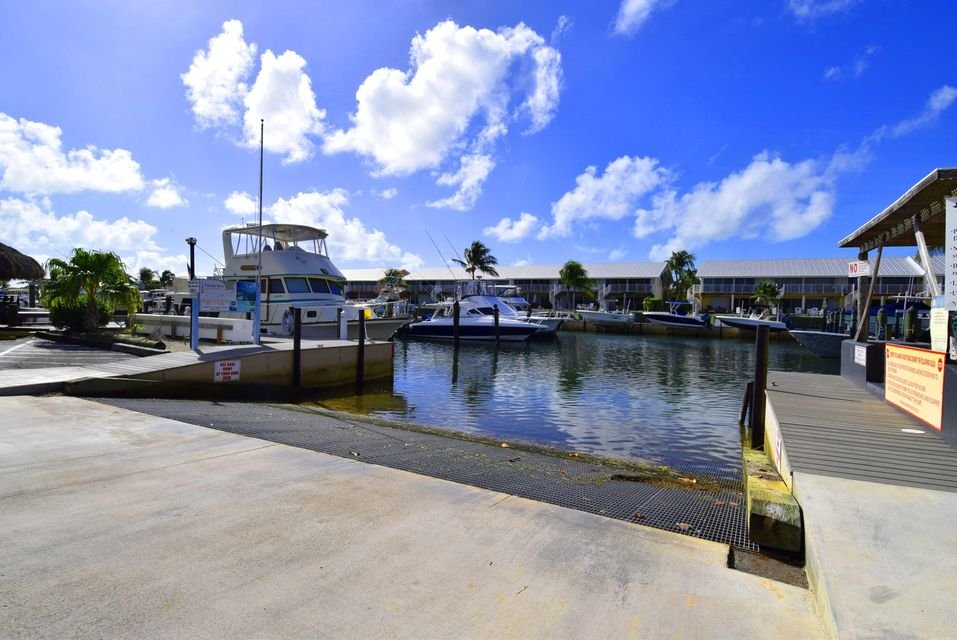 A Townhouse In Key Largo Florida 1500 Ocean Bay Drive