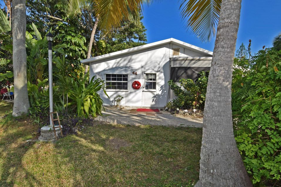 Single Family Home for Sale at 44 Jenny Lane Key Largo, Florida 33037 United States