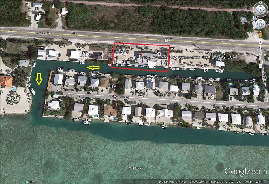 Additional photo for property listing at 24326 Overseas Highway  夏地礁岛, 佛罗里达州 33042 美国