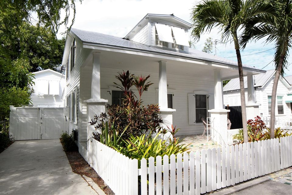 Single Family Home for Sale at 1329 Duncan Street 1329 Duncan Street Key West, Florida 33040 United States