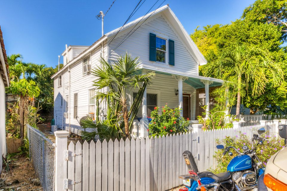 Single Family Home for Sale at 1430 Thompson Street 1430 Thompson Street Key West, Florida 33040 United States