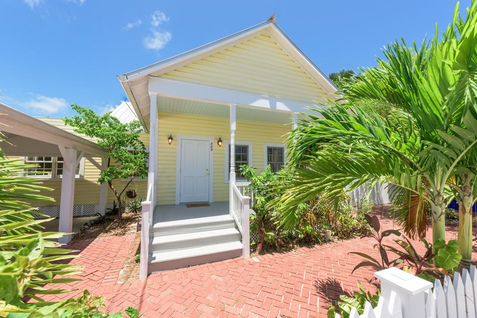 Additional photo for property listing at 809 Frances Street  Key West, 佛罗里达州 33040 美国
