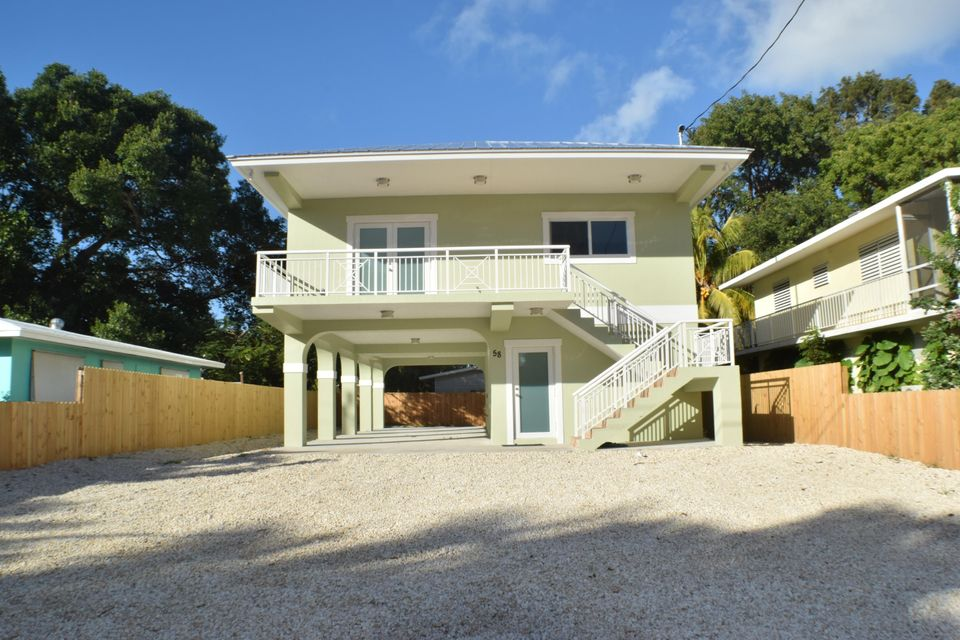 Single Family Home for Sale at 58 SE Marlin Avenue Key Largo, Florida 33037 United States