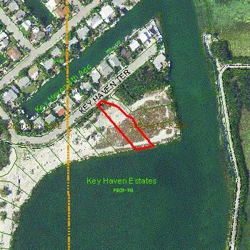 Terreno por un Venta en 12 Andrea Lane Key Haven, Florida 33040 Estados Unidos