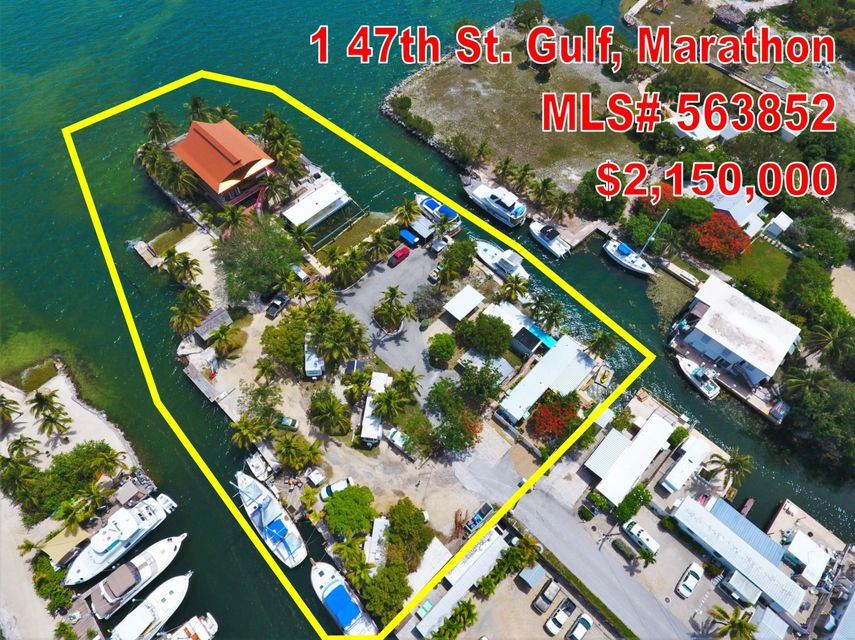 1 47TH STREET GULF, Marathon, FL 33050