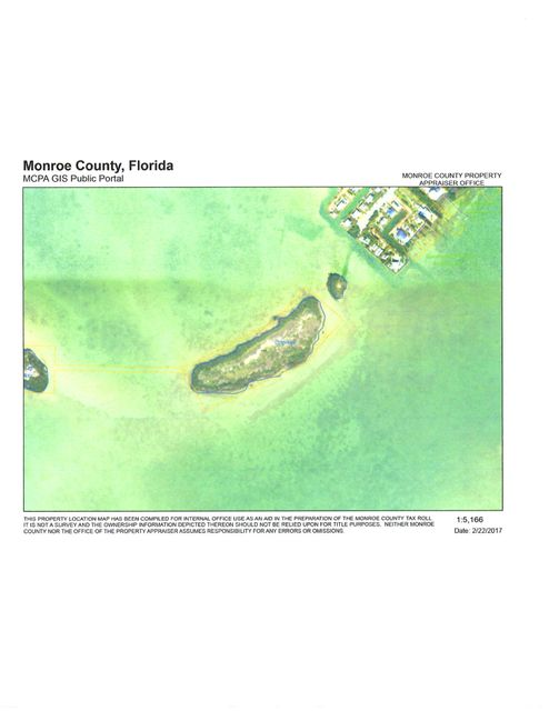 Island, Summerland Key, FL 33042