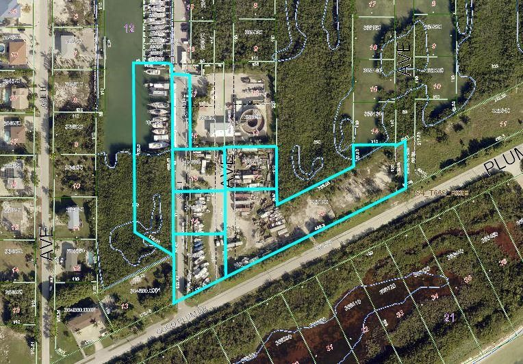 Land for Sale at 1680 Ave I & Coco Plum Drive Marathon, Florida 33050 United States