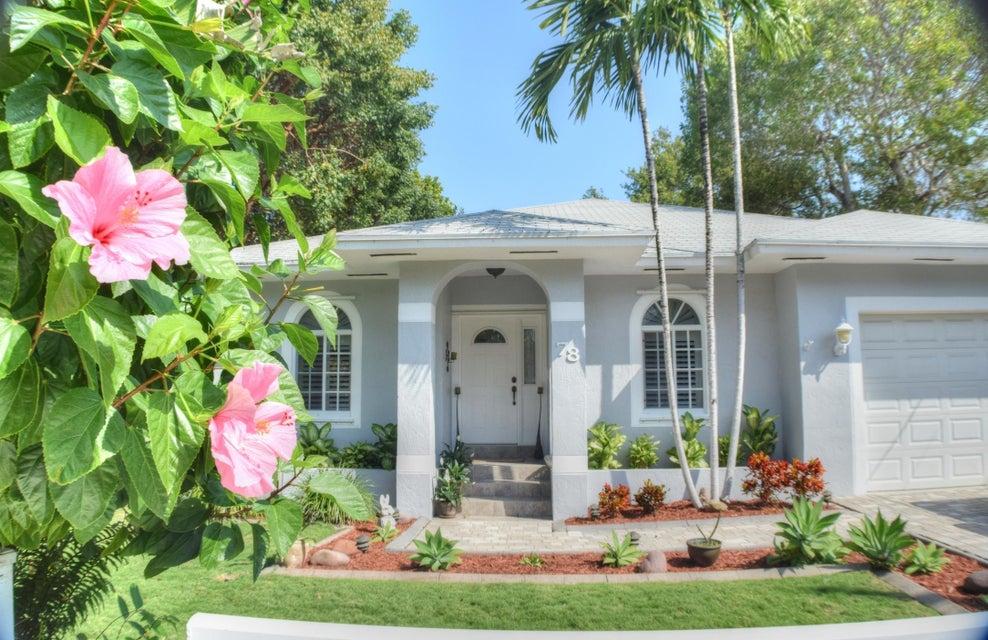 78 Marina Avenue, Key Largo, FL 33037
