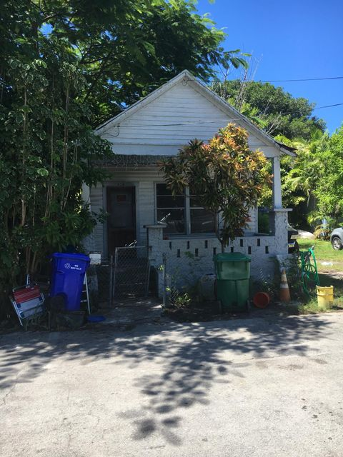 Single Family Home for Sale at 624 Mickens Lane 624 Mickens Lane Key West, Florida 33040 United States