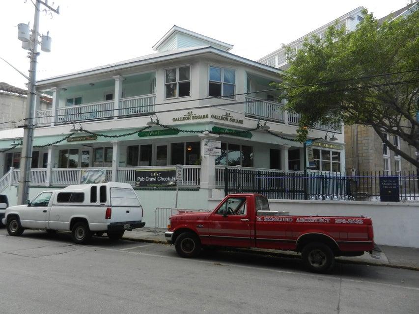 Kommersiell för Hyra vid 218 Whitehead Street 218 Whitehead Street Key West, Florida 33040 Usa