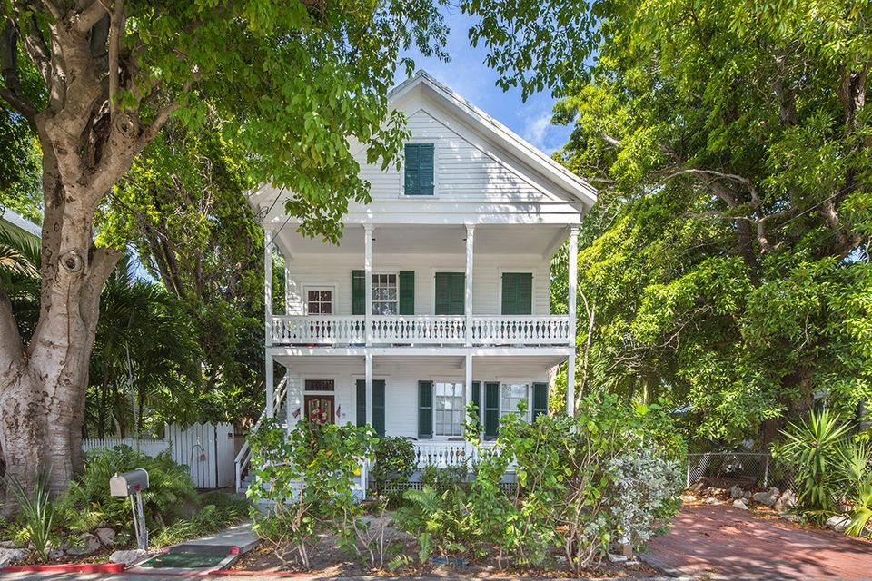 多户住宅 为 销售 在 1011 Windsor Lane Key West, 佛罗里达州 33040 美国