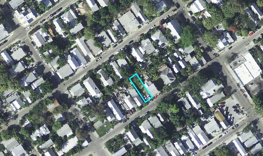 Land for Sale at 317 Virginia Street 317 Virginia Street Key West, Florida 33040 United States