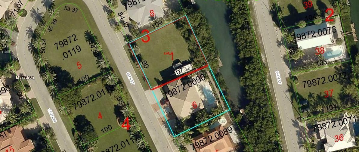 Additional photo for property listing at 222 15Th Circle 222 15Th Circle Key Colony, Florida 33051 Amerika Birleşik Devletleri
